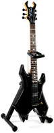 B.C. Rich NT Warlock Miniature Guitar Replica Collectible
