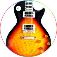 Slash Miniature Guitar Tobacco Burst Classic Guns 'n Roses