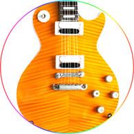 SLASH Guns 'n Roses Appetite for Destruction Theme Miniature Guitar Classic