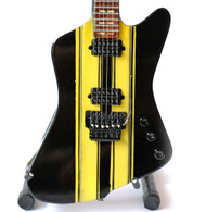 STRYPER Michael Sweet God Damn Evil Guitar Miniature Collectible
