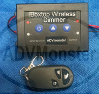 Wireless Waterproof LED Dimmer with High Beam Bypass
