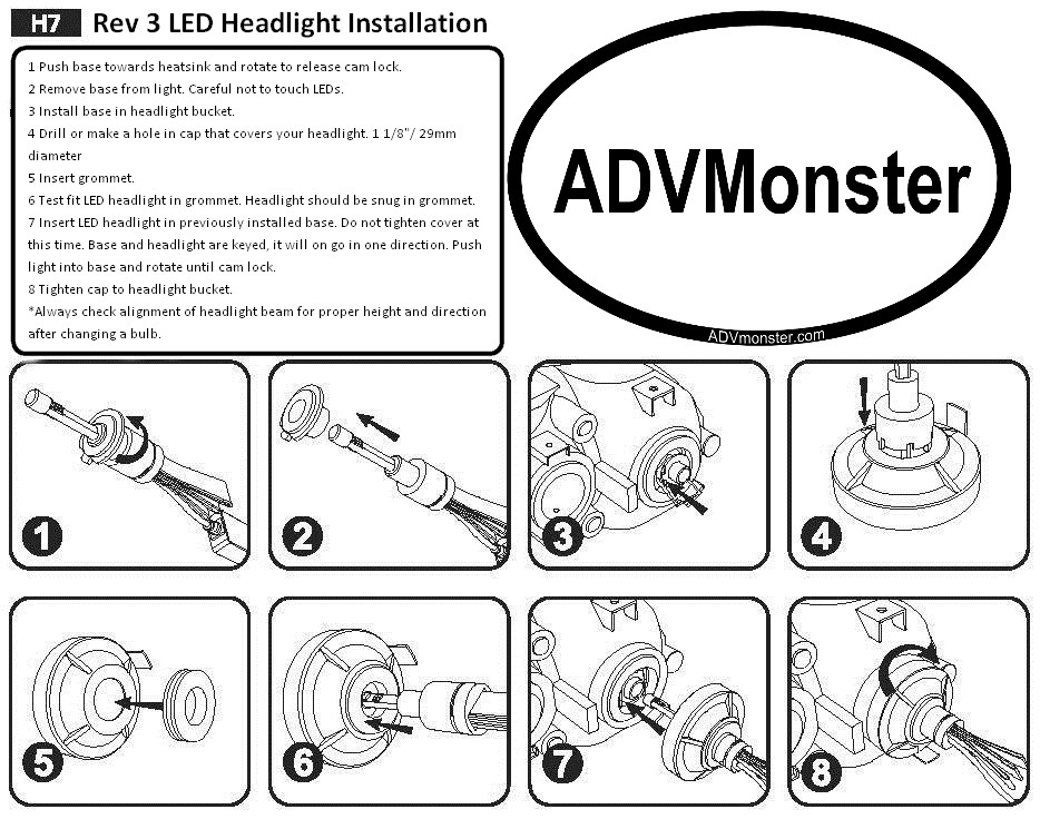 Best Replacement Headlight Bulb Page 2 Lighting
