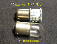 Shorty 1156 led bulb