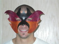 Leather Davalone Devil Venetian Mask SKU L06