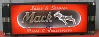 MACK TRUCK NEON SIGN