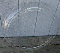 CLEVELAND CLOCK CLEAR BUBBLE COVER