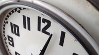 CLEVELAND NEON CLOCK RUBBER EDGE TRIM MOLDING