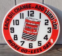 "LACKNER 18"" LUBRI-LOY CLOCK GLASS"