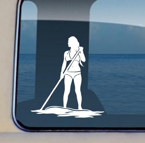 BUY NOW Paddle Board Girl© Aloha Maui Creations