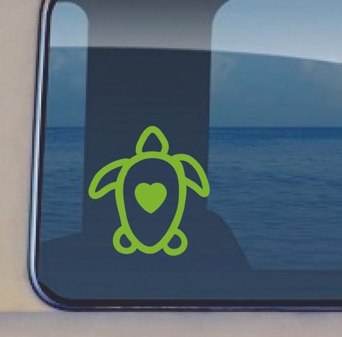 BUY NOW Turtle Heart © Aloha Maui Creations