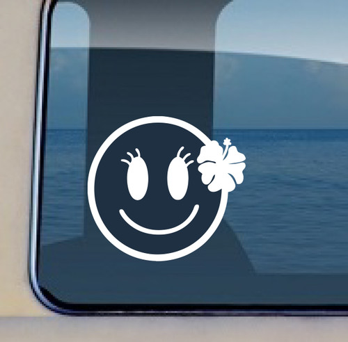 BUY NOW Happy Face Hibiscus will lighten your day every time you look at it! Happy Face Hibiscus © Aloha Maui Creations