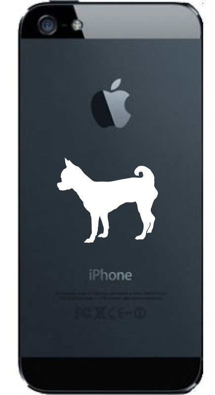 BUY NOW! THIS ADORABLE CHIHUAHUA MAKES YOUR CELL PHONE LOOK SO CUTE! Chihuahua © Aloha Maui Creations