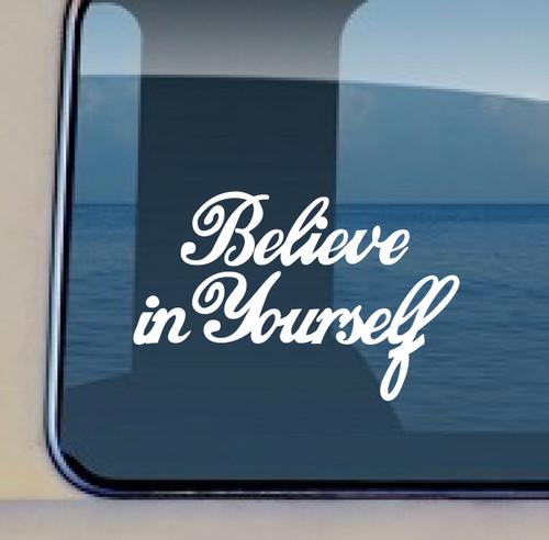 BUY NOW! Believe in Yourself © Aloha Maui Creations