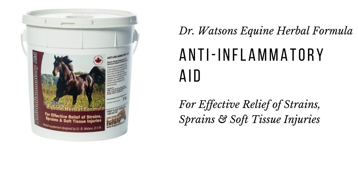 Dr watson horse supplement