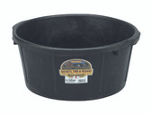 Rubber 6.5 Gallon Feed Pan