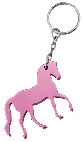 Prancing Horse Keychain