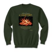 Advice From A Campfire SWEATSHIRT*