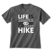 Life is Simple - Hike (new)*