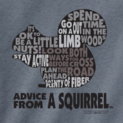 NEW Advice from a Squirrel t-shirt*