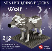 Mini-Building Blocks - Wolf*