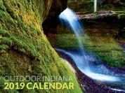 2019 Outdoor Indiana Calendar