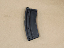 Side view of magazine
