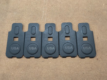 AK Floor plates laser marked USA.