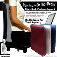 High Posture Support Cushion          Item# 469