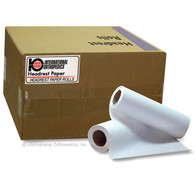 Headrest Paper Rolls - Premium Smooth