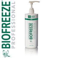 Biofreeze® Professional Topical Analgesic 32 oz Gel w/ Pump Clinical Size