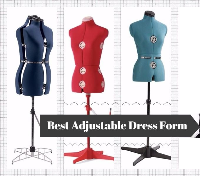 Merveilleux Professional Adjustable Dress Forms