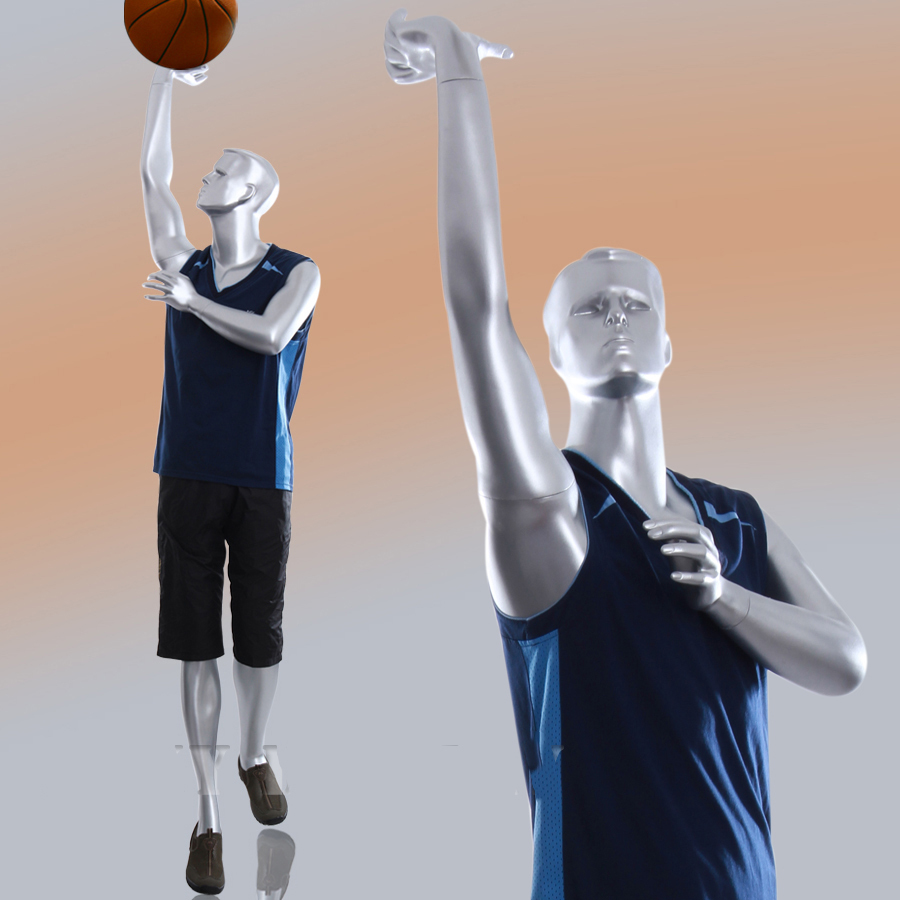 Male Baskball Player