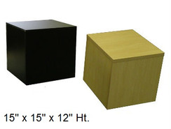 "12"" H Display Cubes MM-RC-1512"
