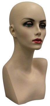 Female Display Head Item # MM-PH17