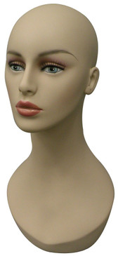 Female Display Head Item # MM-H3