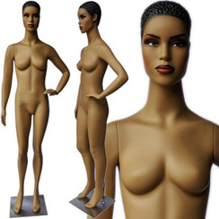 African American Female Mannequin MM-380 (MM-380)