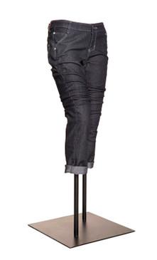 Female Display Leg Form - Matte Black MM-FHLG