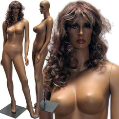Tanned Female Mannequin Fleshtone MM-429