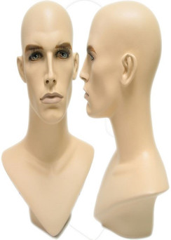 Male Display Head Item # 175