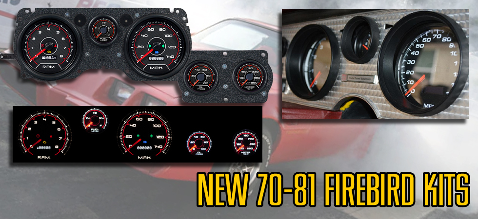 Sweep Gauges Ford