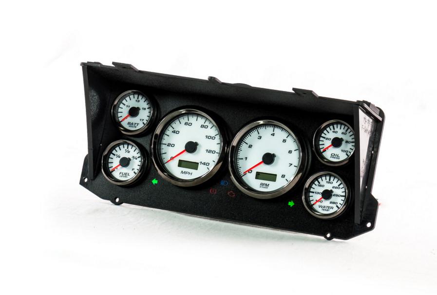 f100 custom gauges aftermarket classic truck