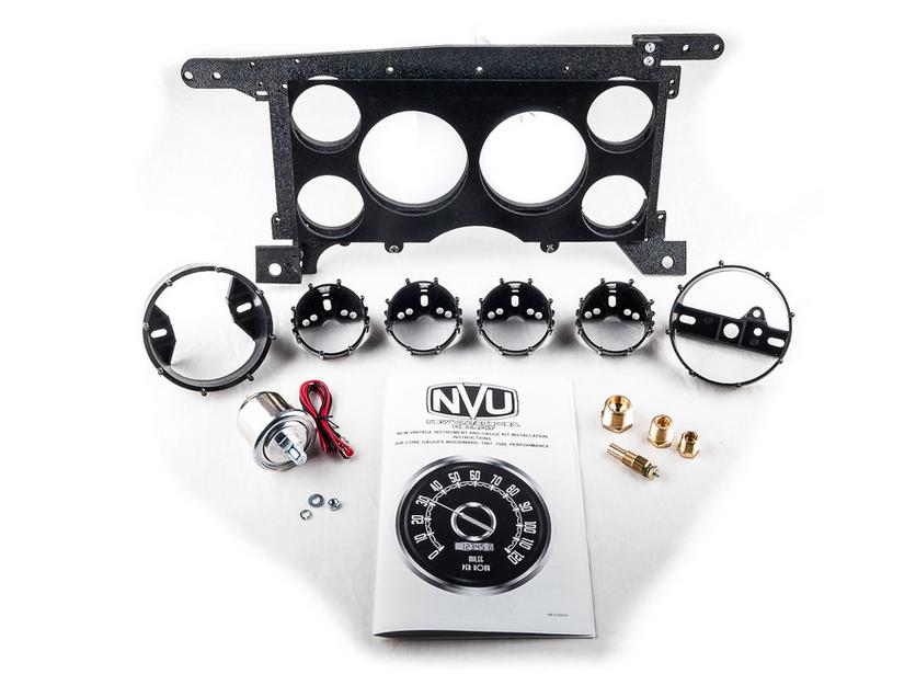 92 s-10 gauges custom bracket