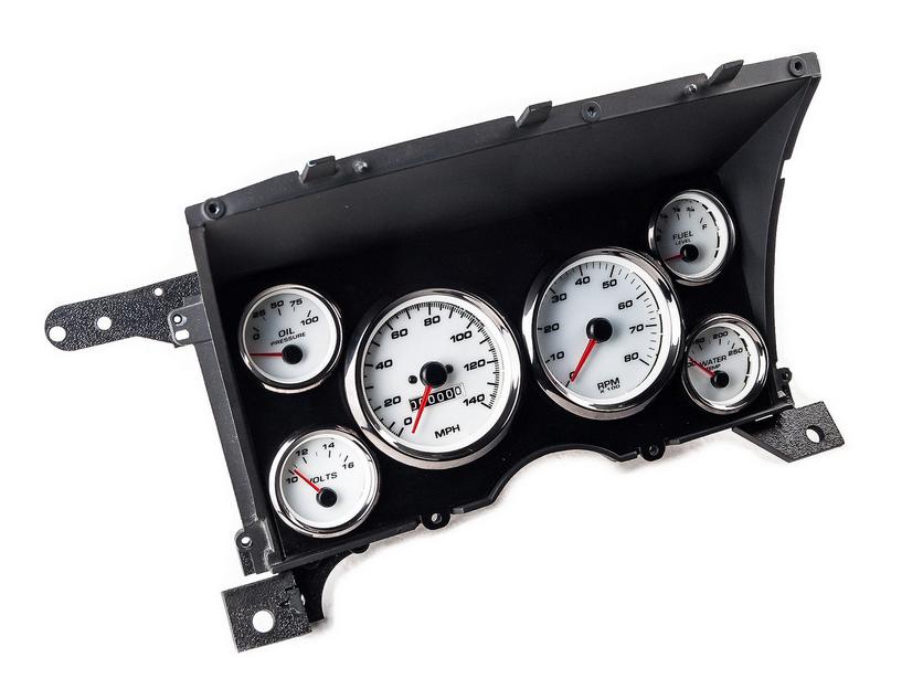 93 s10 custom gauge cluster