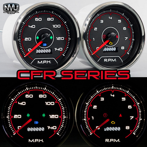 PRODUCTS - GAUGES AND PACKAGES - CFR SERIES - Page 1 - New
