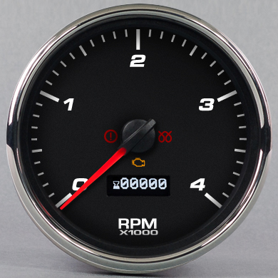 diesel TACHOMETER CUSTOM PROGRAMMABLE CUMMINGS DURAMAX