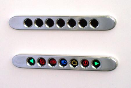 warning lamp indicators icon dash check engine light led