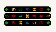 Customize indicator with 3 overlays