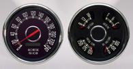 Woodward vintage classic gauges instrument metric kph km/h speedo