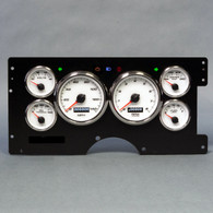 88-94 GM TRUCK F/S PERFORMANCE SPEEDO WHT