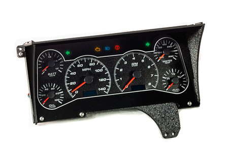 78-87 Monte Carlo G-body gauge kit instruments